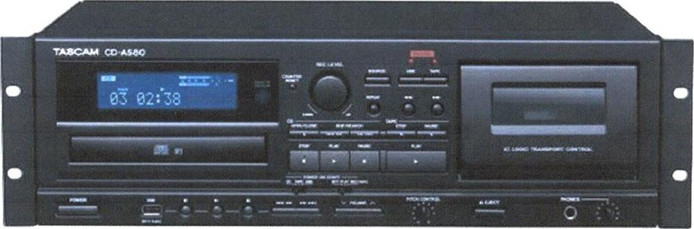 OLD PLEASANT HILL CHURCH BURGLARY TASCAM CASSETTE PLAYER AND RECORDER.jpg