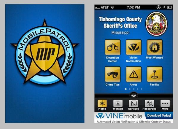 Warrants - Tishomingo County Sheriff MS